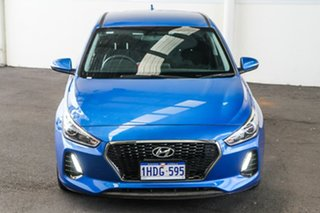 2017 Hyundai i30 PD Active 1.6 CRDi Blue 7 Speed Auto Dual Clutch Hatchback