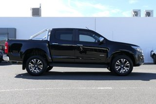 2016 Holden Colorado RG MY17 LTZ Pickup Crew Cab Black 6 Speed Sports Automatic Utility