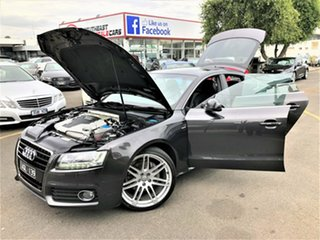 2011 Audi A5 8T MY11 Sportback S Tronic Quattro Grey 7 Speed Sports Automatic Dual Clutch Hatchback