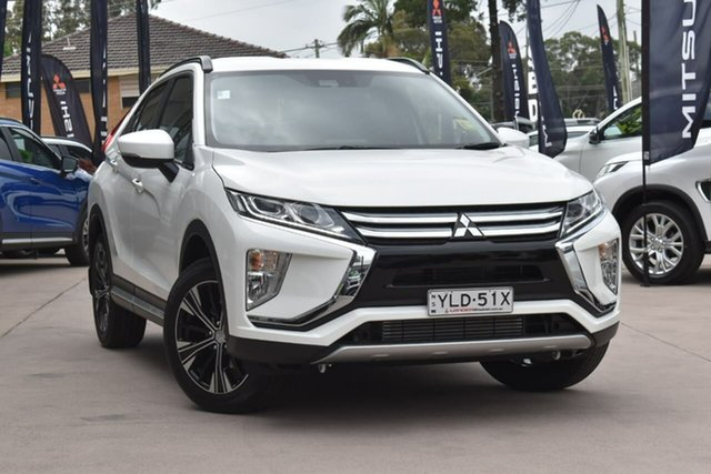 Demo Mitsubishi Eclipse Cross Blacktown, LS AWD 1.5 Turbo Ptrl CVT