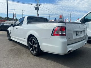 2016 Holden Ute VF II MY16 SV6 Ute Black White 6 Speed Sports Automatic Utility