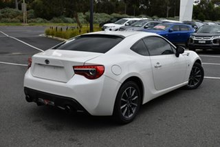2017 Toyota 86 ZN6 GT White 6 Speed Manual Coupe