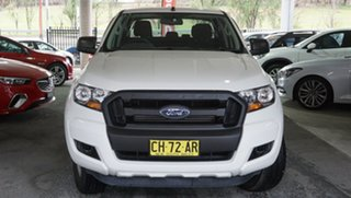 2015 Ford Ranger PX MkII XL Plus White 6 Speed Sports Automatic Utility.