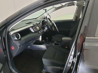 2016 Toyota RAV4 ASA44R GX AWD Black 6 Speed Sports Automatic Wagon