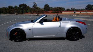 2005 Nissan 350Z Z33 Track Silver 6 Speed Manual Coupe.