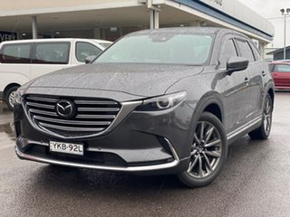 2020 Mazda CX-9 Azami Grey Sports Automatic Wagon.