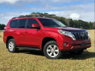 2016 Toyota Landcruiser Prado GDJ150R MY16 GXL (4x4) Wildfire 6 Speed Automatic Wagon.