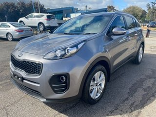 2017 Kia Sportage QL MY18 Si 2WD Grey 6 Speed Sports Automatic Wagon