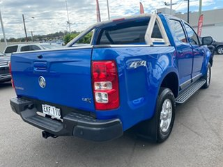 2016 Holden Colorado RG MY16 LS-X Crew Cab Blue 6 Speed Sports Automatic Utility