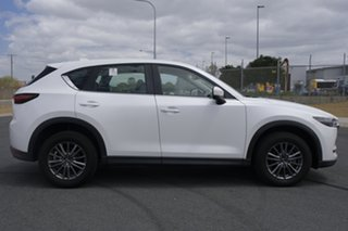 2018 Mazda CX-5 MY18 (KF Series 2) Maxx Sport (4x2) White 6 Speed Automatic Wagon