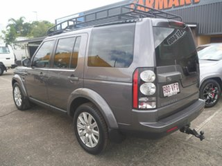 2014 Land Rover Discovery Series 4 L319 MY15 TDV6 Grey 8 Speed Sports Automatic Wagon