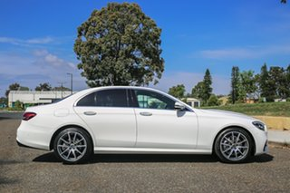 2020 Mercedes-Benz E-Class W213 800+050MY E200 9G-Tronic PLUS Polar White 9 Speed Sports Automatic
