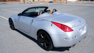 2005 Nissan 350Z Z33 Track Silver 6 Speed Manual Coupe