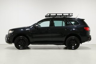 2016 Ford Everest UA Trend Black 6 Speed Automatic SUV