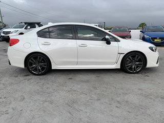 2015 Subaru WRX V1 MY16 Lineartronic AWD Crystal White 8 Speed Constant Variable Sedan.