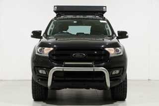 2016 Ford Everest UA Trend Black 6 Speed Automatic SUV.