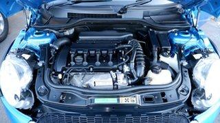 2008 Mini Hatch R56 Cooper S Chilli Blue 6 Speed Manual Hatchback
