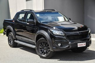 2018 Holden Colorado RG MY18 Z71 Pickup Crew Cab Black 6 Speed Sports Automatic Utility.