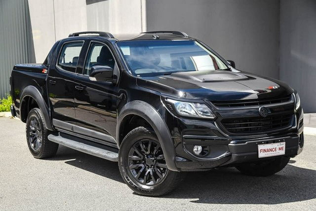 Used Holden Colorado RG MY18 Z71 Pickup Crew Cab, 2018 Holden Colorado RG MY18 Z71 Pickup Crew Cab Black 6 Speed Sports Automatic Utility