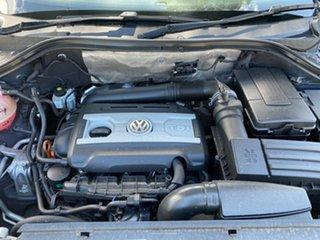 2011 Volkswagen Tiguan 5N MY11 125TSI 4MOTION Blue Sportswagon