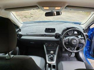 2015 Mazda CX-3 DK Neo Blue Manual Wagon