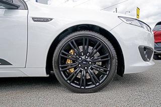2016 Ford Falcon FG X XR8 Sprint White 6 Speed Sports Automatic Sedan