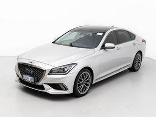 2017 Hyundai Genesis DH (Ultimate Pack) Silver 8 Speed Automatic Sedan