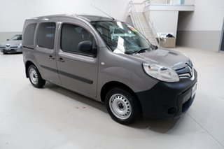 2014 Renault Kangoo F61 Phase II Grey 4 Speed Automatic Van.