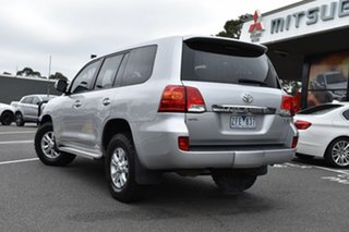 2012 Toyota Landcruiser VDJ200R MY12 GXL Silver 6 Speed Sports Automatic Wagon.