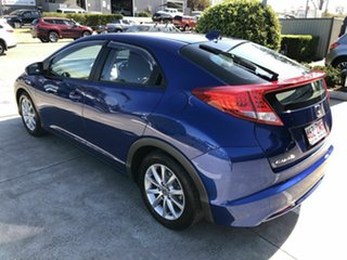2012 Honda Civic 9th Gen VTi-S Blue 6 Speed Manual Hatchback