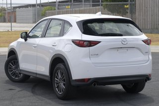 2018 Mazda CX-5 MY18 (KF Series 2) Maxx Sport (4x2) White 6 Speed Automatic Wagon.