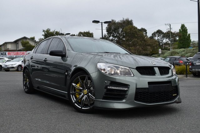 Used Holden Special Vehicles GTS Gen-F2 MY16 , 2016 Holden Special Vehicles GTS Gen-F2 MY16 Grey 6 Speed Sports Automatic Sedan