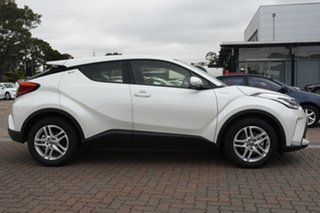 2020 Toyota C-HR NGX10R S-CVT 2WD White 7 Speed Constant Variable SUV