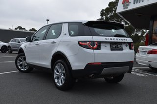 2017 Land Rover Discovery Sport L550 17MY TD4 180 HSE White 9 Speed Sports Automatic Wagon