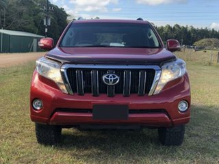 2016 Toyota Landcruiser Prado GDJ150R MY16 GXL (4x4) Wildfire 6 Speed Automatic Wagon