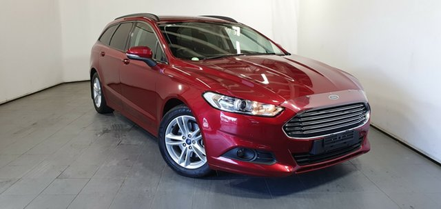 Used Ford Mondeo MD Ambiente Elizabeth, 2016 Ford Mondeo MD Ambiente Red 6 Speed Sports Automatic Wagon