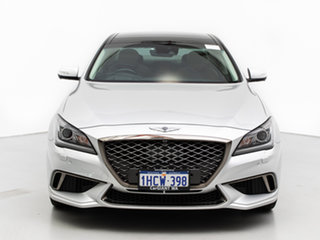 2017 Hyundai Genesis DH (Ultimate Pack) Silver 8 Speed Automatic Sedan.