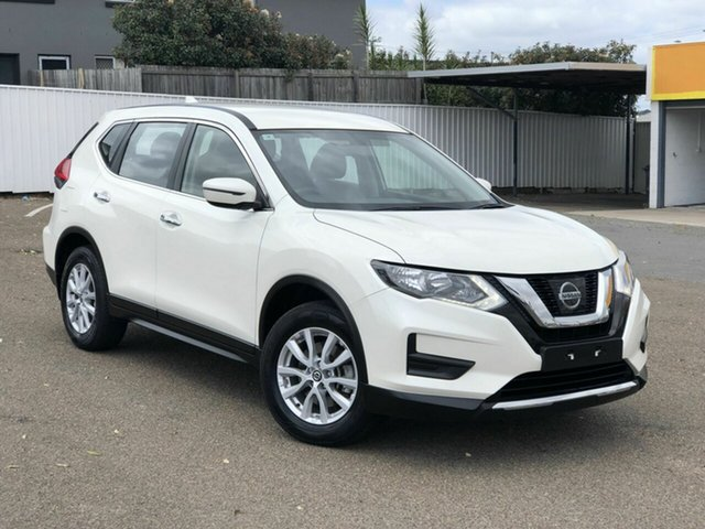 Used Nissan X-Trail T32 Series II ST X-tronic 2WD Chermside, 2018 Nissan X-Trail T32 Series II ST X-tronic 2WD White 7 Speed Constant Variable Wagon