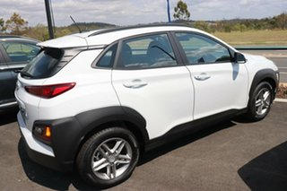 2020 Hyundai Kona OS.3 MY20 Active 2WD Chalk White 6 Speed Sports Automatic Wagon.