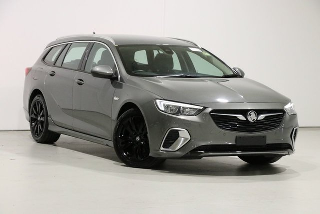 Used Holden Commodore ZB RS (5Yr), 2019 Holden Commodore ZB RS (5Yr) Grey 9 Speed Automatic Sportswagon