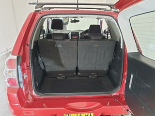 2009 Suzuki Grand Vitara JB MY09 Red 5 Speed Manual Hardtop