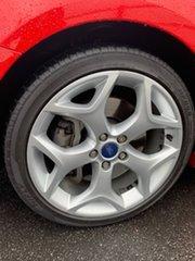 2010 Ford Focus LV Mk II XR5 Turbo Red 6 Speed Manual Hatchback