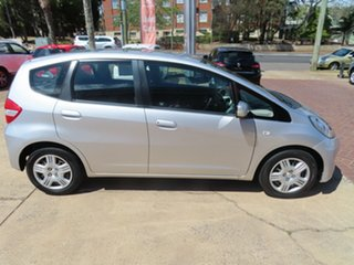 2012 Honda Jazz GLi Silver 5 Speed Manual Hatchback