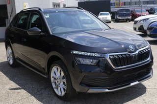 2020 Skoda Kamiq NW MY21 85TSI DSG FWD Magic Black 7 Speed Sports Automatic Dual Clutch Wagon.