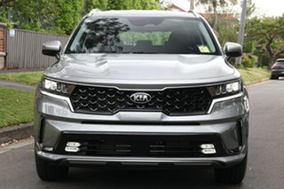2020 Kia Sorento MQ4 MY21 Sport 7 Seat Steel Grey 8 Speed Auto Dual Clutch Wagon