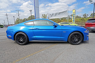 2019 Ford Mustang FN 2020MY GT Velocity Blue 10 Speed Sports Automatic Fastback