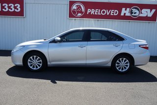2016 Toyota Camry ASV50R Altise Silver 6 Speed Sports Automatic Sedan