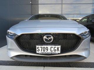 2019 Mazda 3 G25 SKYACTIV-MT Evolve Hatchback.