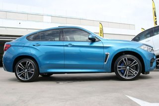 2019 BMW X6 M F86 Coupe Steptronic Long Beach Blue 8 Speed Sports Automatic Wagon