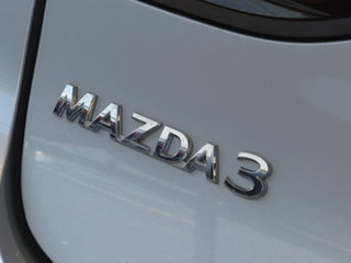 2019 Mazda 3 G25 SKYACTIV-MT Evolve Hatchback
